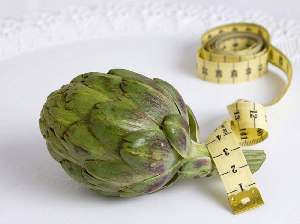 Artischockenpille zur Gewichtsreduktion