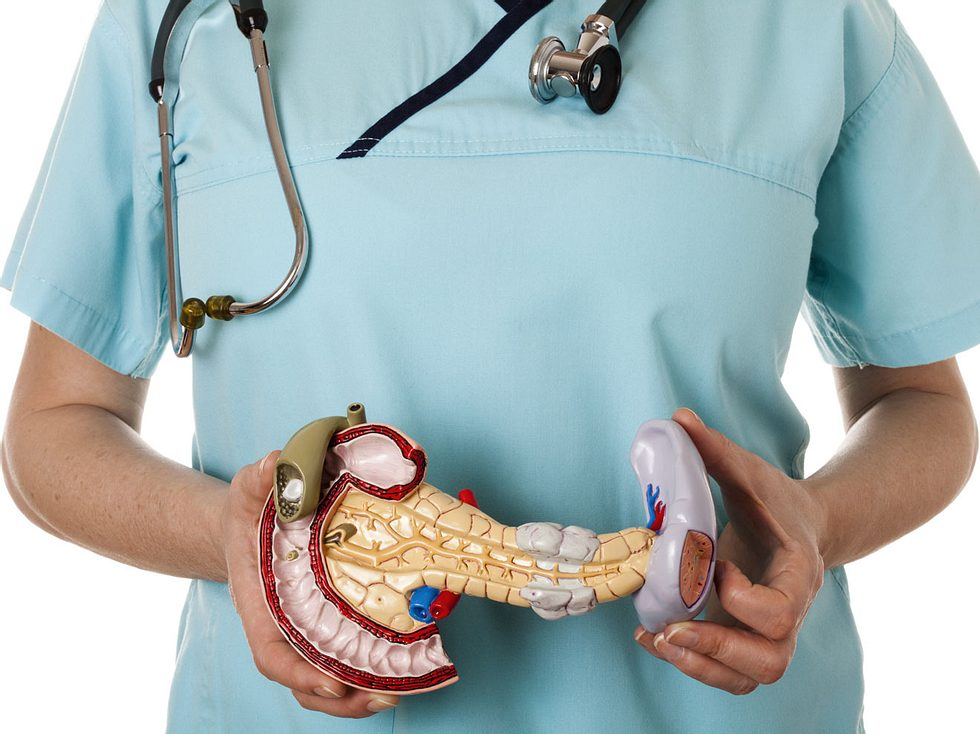 Gewichtsverlust bei Bauchspeicheldrüsenkrebs