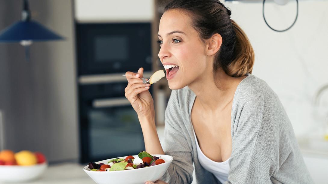 Die beliebtesten Rezepte mit basischen Lebensmitteln  - Foto: iStock/nensuria
