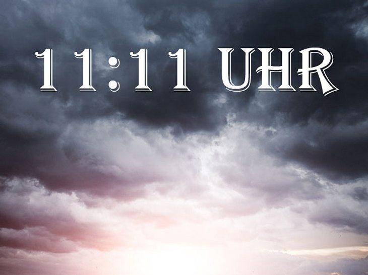Die Magie der Uhrzeit 11:11 Uhr