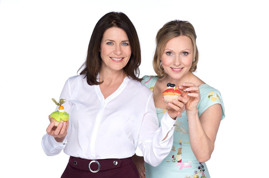Rote-Rosen-Star Patricia Schäfer und Dana Golombek im Interview.