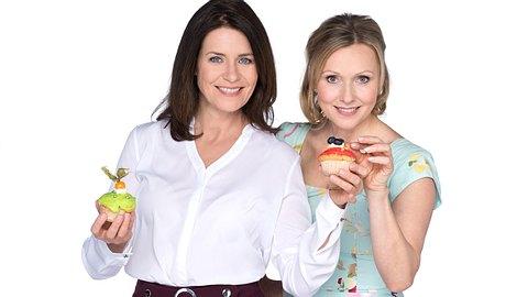 Rote-Rosen-Star Patricia Schäfer und Dana Golombek im Interview. - Foto: ARD/Thorsten Jander