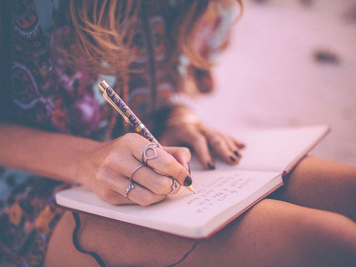 Schreiben Sie zum glücklich machen doch einfach mal einen Brief.