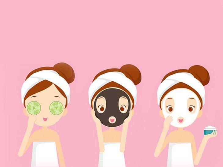 5 Gesichtsmasken, die wie Urlaub für Ihre Haut wirken