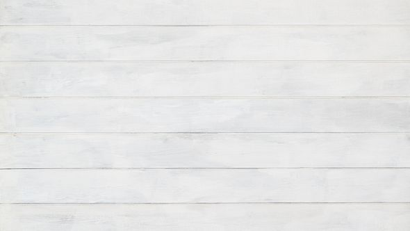 Weiße Holzwand.  - Foto: Gregor Schuster / Getty Images