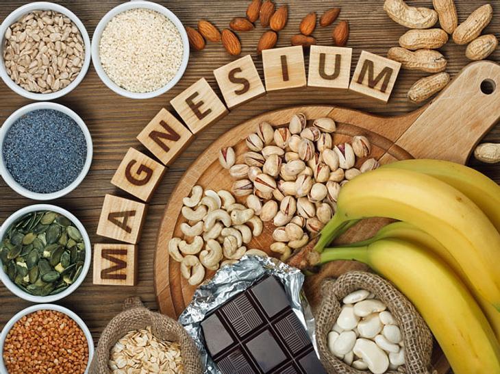 Wie Sie einfach und schnell mit Magnesium abnehmen