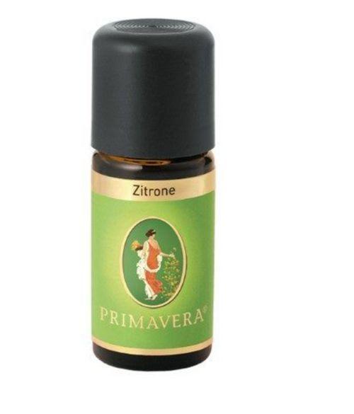 Ätherisches Öl Zitrone von Primavera