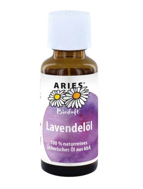 Aries Natürliches ätherisches Öl Lavendel aus biologischem Anbau