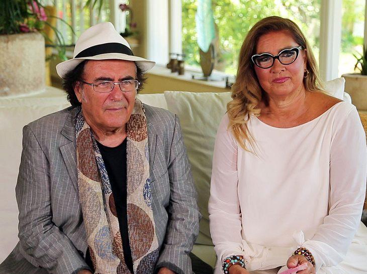 Al Bano ist eng mit seiner Mama verbunden.