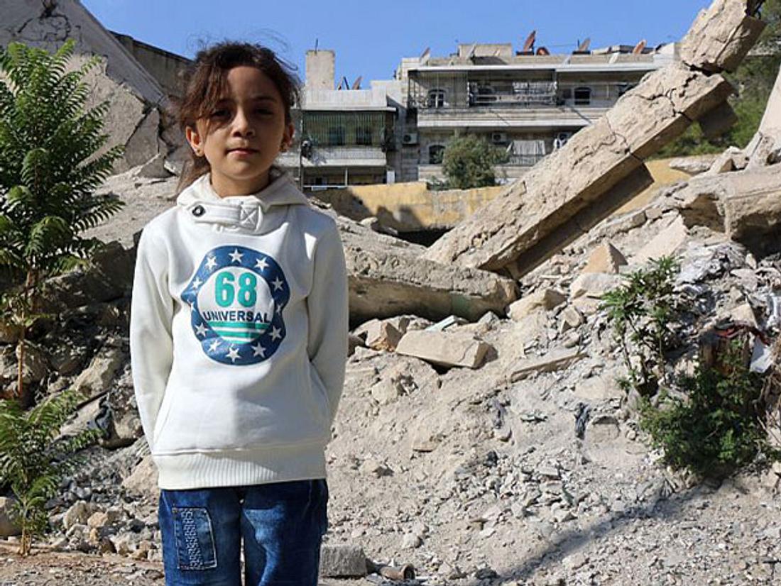 Aleppo-Krieg: Wo ist Bana?