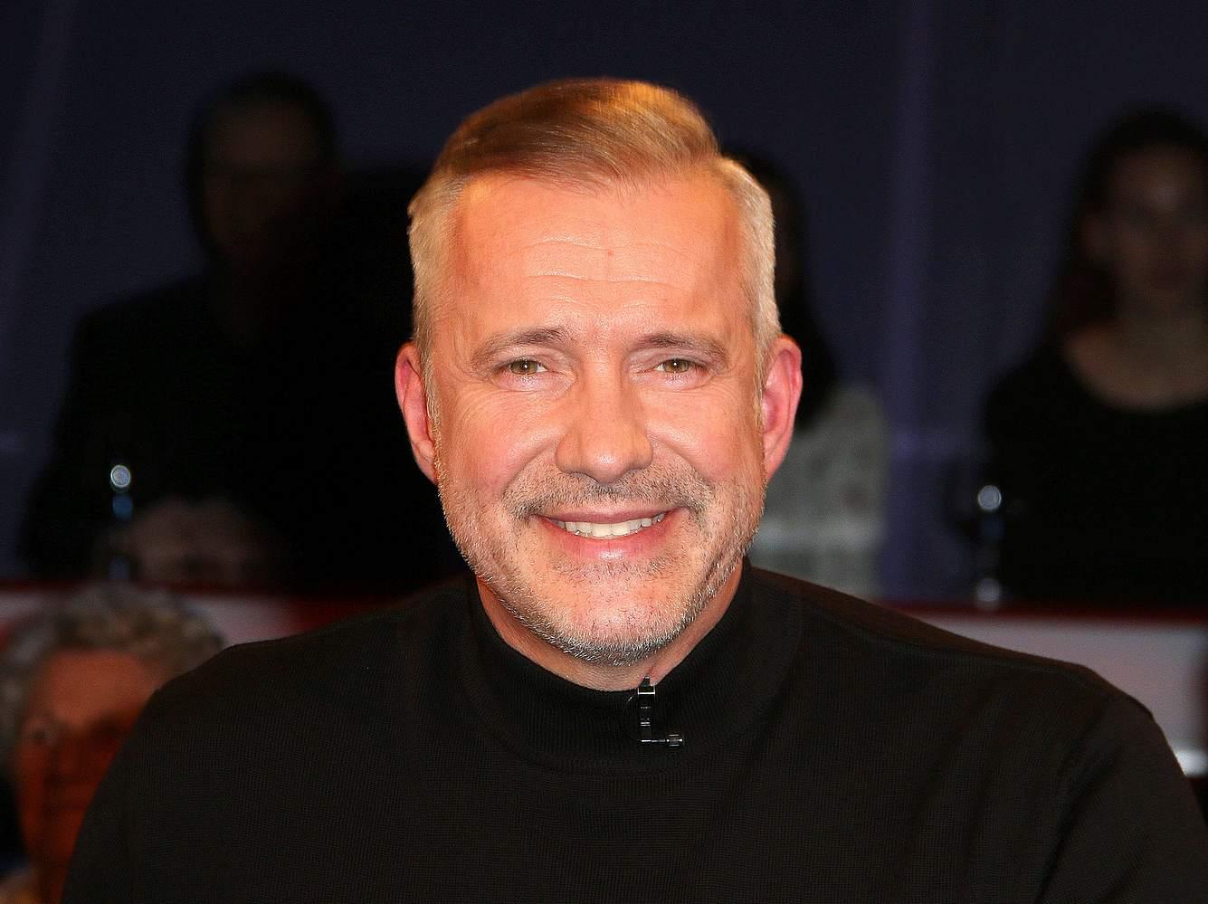 Der beliebte Fernsehkoch Alexander Herrmann