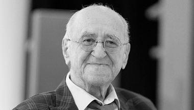 Alfred Biolek ist tot. - Foto: IMAGO / Future Image