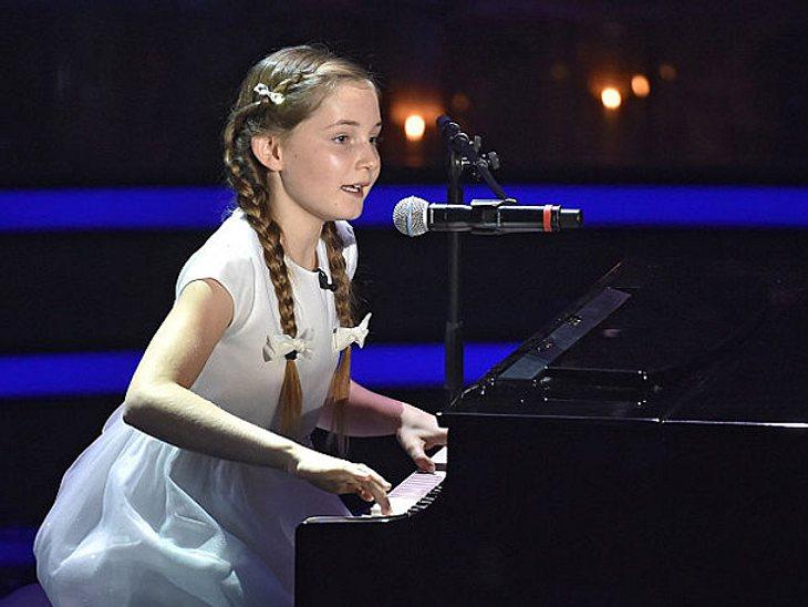 Alma Deutscher ist erst 11 Jahre alt und bereits Komponistin.