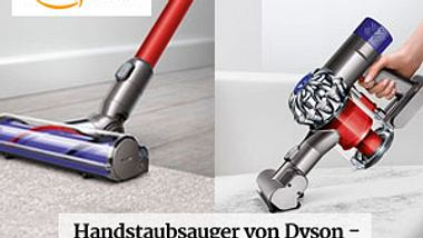 Partnerangebot: Handstaubsauger von Dyson - Foto: Amazon