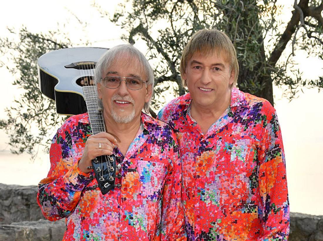 Die Amigos, seit Jahren als erfolgreiches Schlager-Duo unterwegs, veröffentlichten jetzt mit 'Zauberland' eine neue Platte.