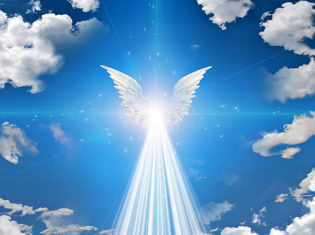 An Engel zu glauben, hat einen positiven Einfluss auf uns.