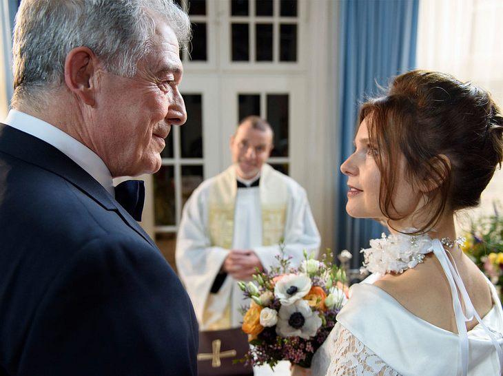 Melli und Andre heiraten