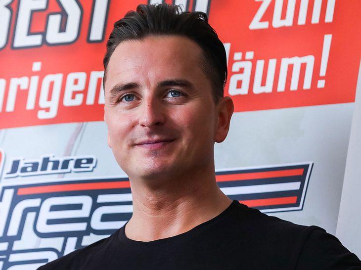 Andreas Gabalier äußerte sich öffentlich zur Trennung von Freundin Silvia.