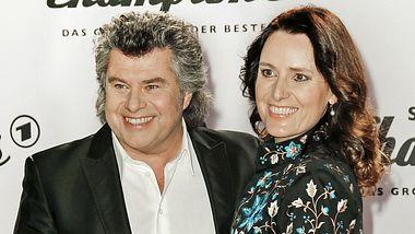 Andy Borg ist seit zwanzig Jahren mit seiner Birgit verheiratet. - Foto: Isa Foltin/WireImage via Getty Images