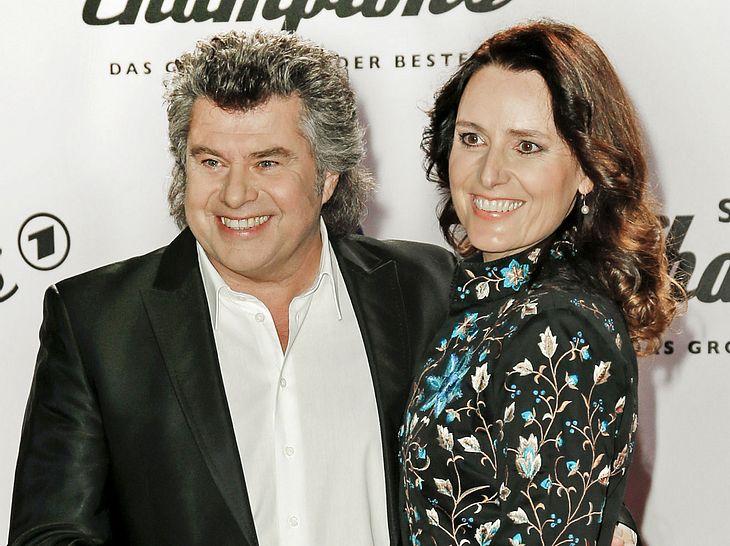 Andy Borg ist seit zwanzig Jahren mit seiner Birgit verheiratet.