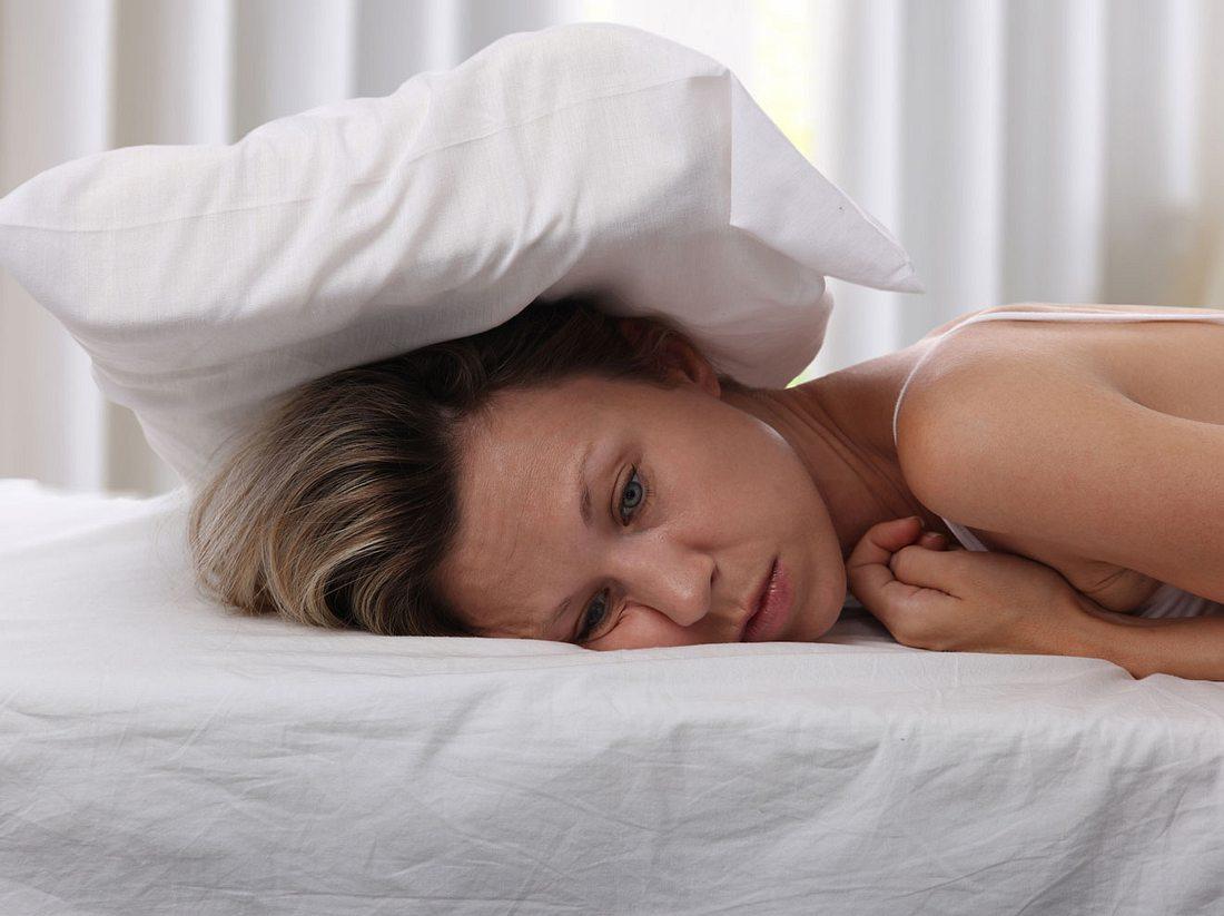 Simpler Trick gegen die Angst vor dem Einschlafen