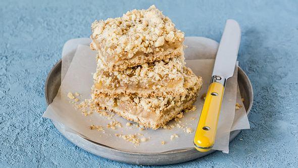 Apfel-Streuselkuchen: Das Rezept aus Omas Backbuch