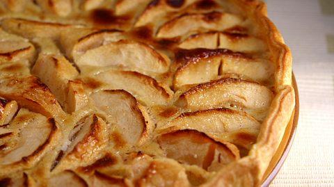 Französische Apfeltarte.  - Foto: lucgillet / iStock
