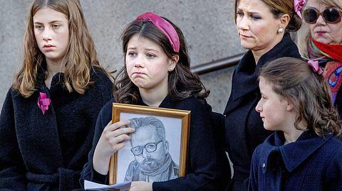 Ari Behns Familie zeigt ihren Schmerz
