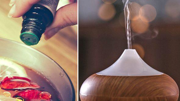 Ätherische Öle und ihre Anwendung