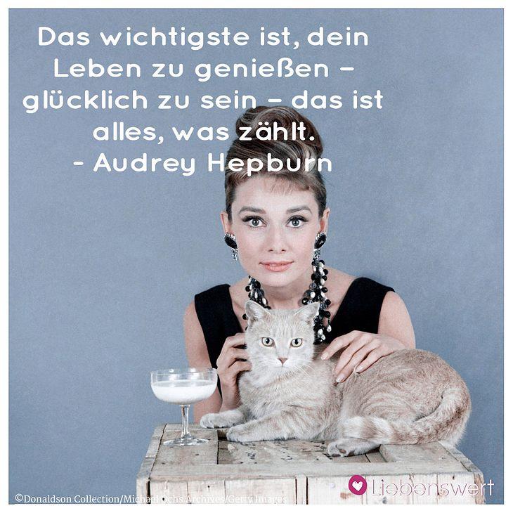 Audrey Hepburn war eine echte Ikone.