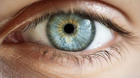 Was Augen über die Gesundheit sagen