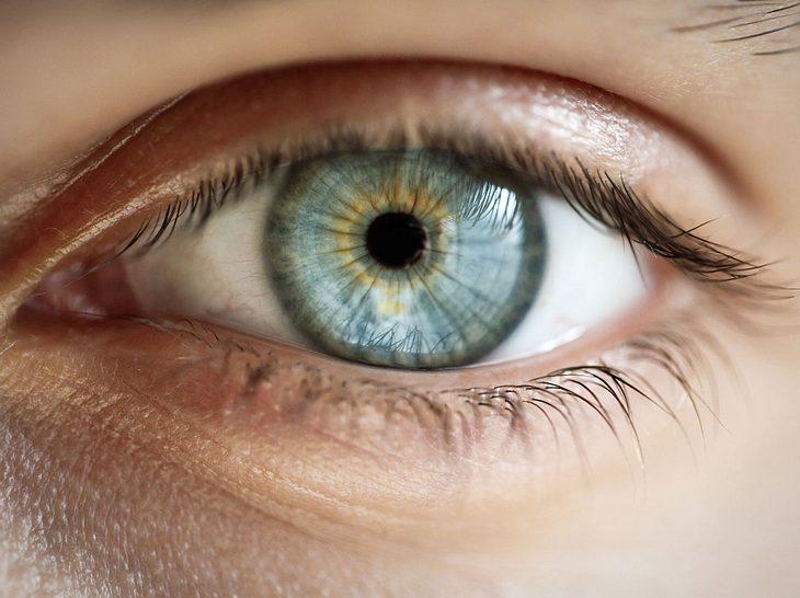 Die Augenfarbe verrät viel