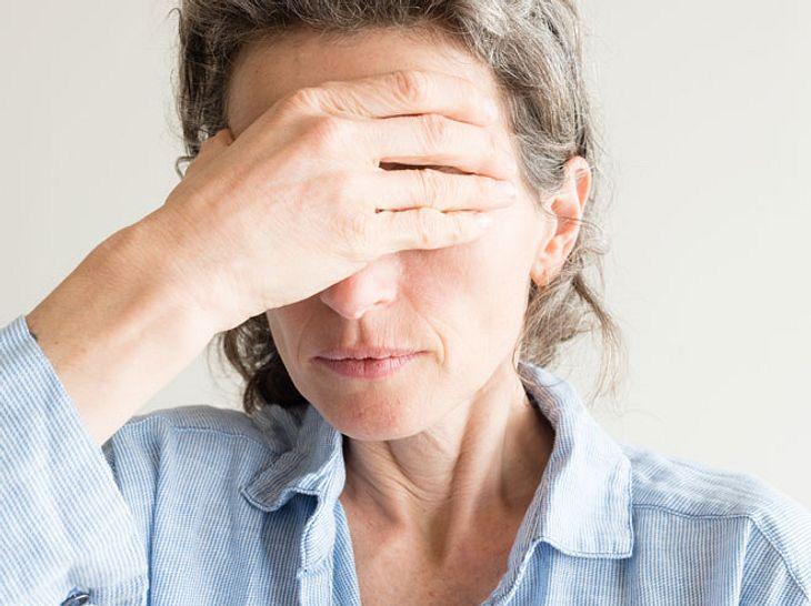 Augenmigräne kann Betroffene sehr quälen