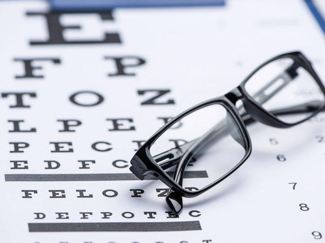 Augentraining: Mit diesen Übungen sehen Sie besser