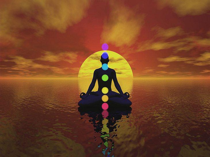 Die Farbe unserer Aura bestimmt unser Wesen.