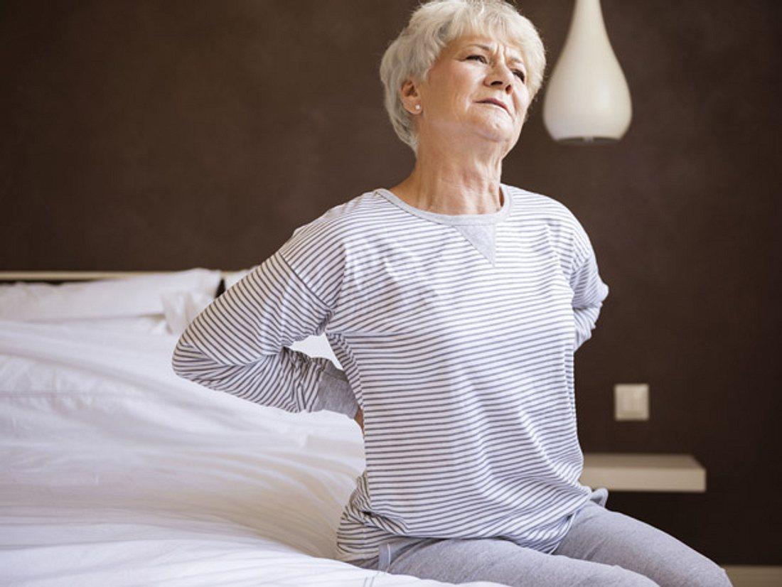 Wir erklären die  7 häufigsten Auslöser für Rückenprobleme.