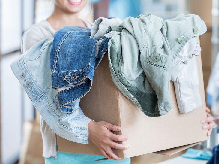 Ausmisten: 5 Tipps fürs Entrümpeln mit System