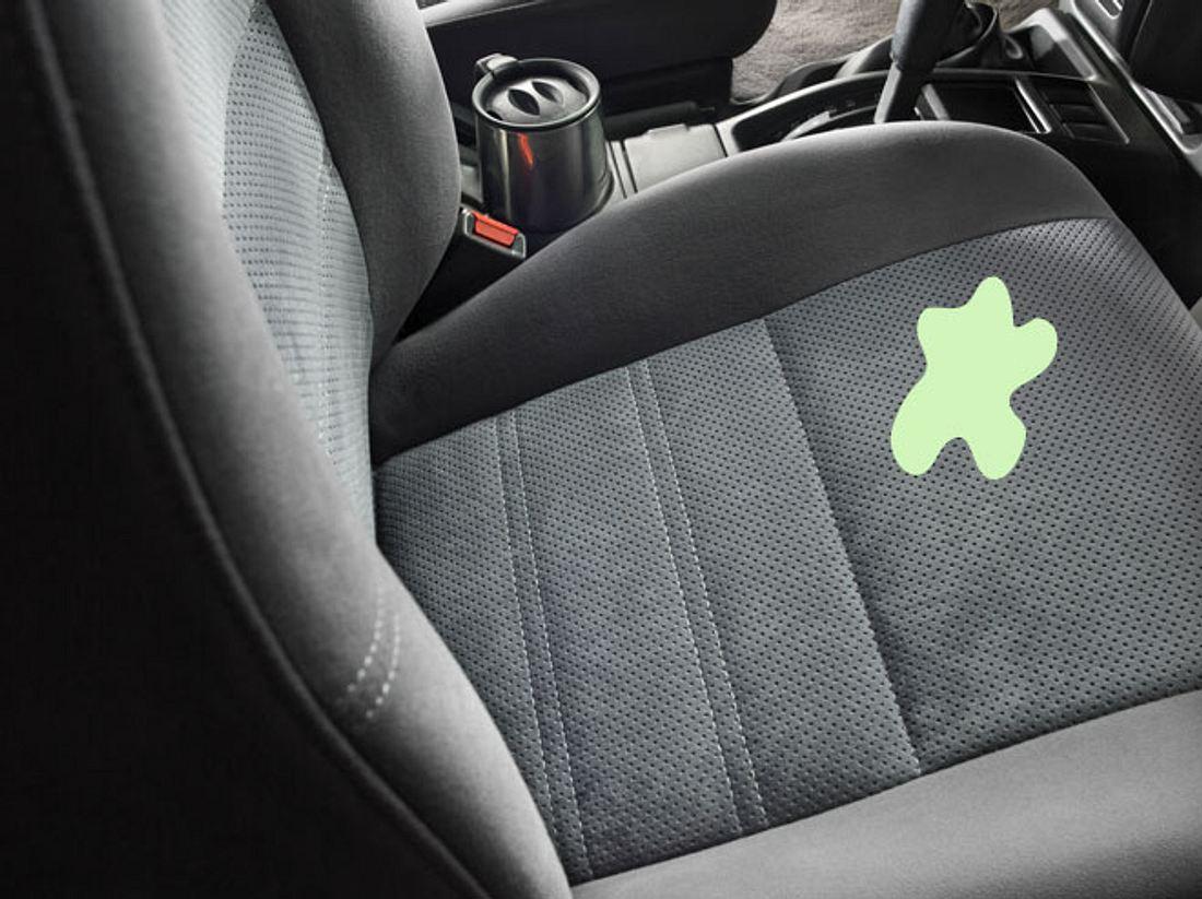 Autositze reinigen: So sorgen Sie für Sauberkeit im Auto