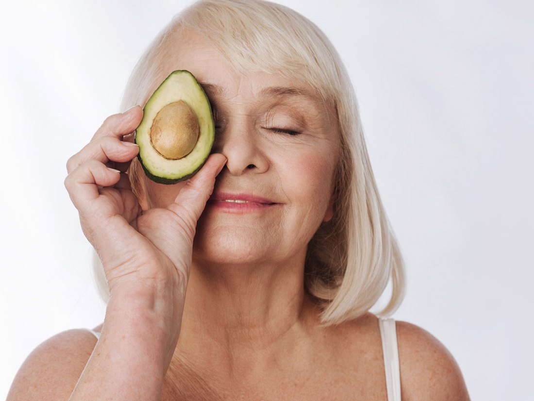 Avocado-Gesichtsmaske ganz einfach selber machen