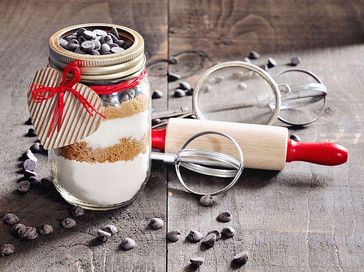 Backmischung Im Glas Rezept Fur Saftigen Schokokuchen Liebenswert