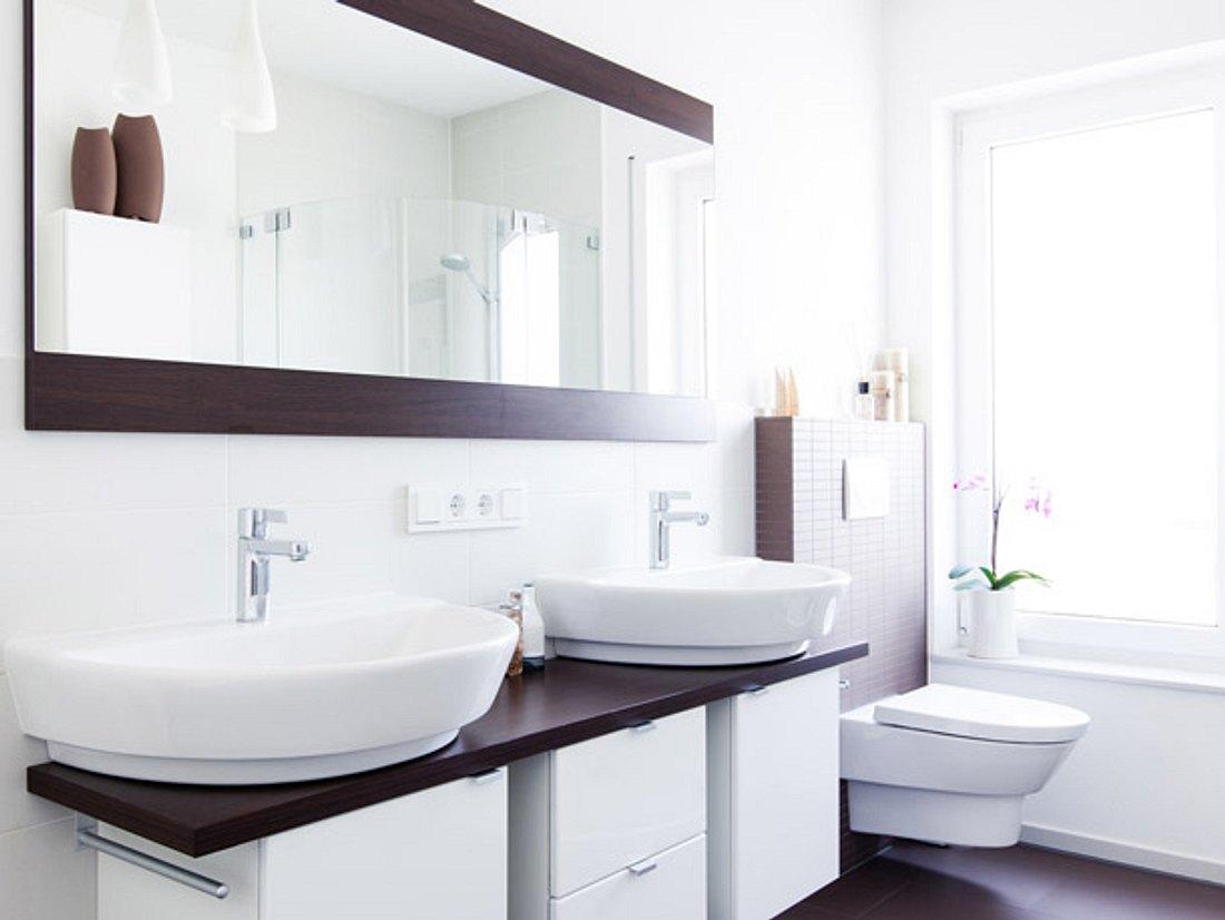 Badezimmer: Das sollten Sie nicht dort aufbewahren.