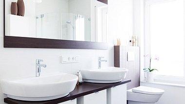 Badezimmer: Das sollten Sie nicht dort aufbewahren.  - Foto: edel-fotografie /iStock