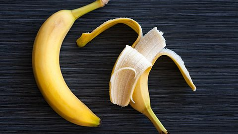 Alleskönner Bananenschale