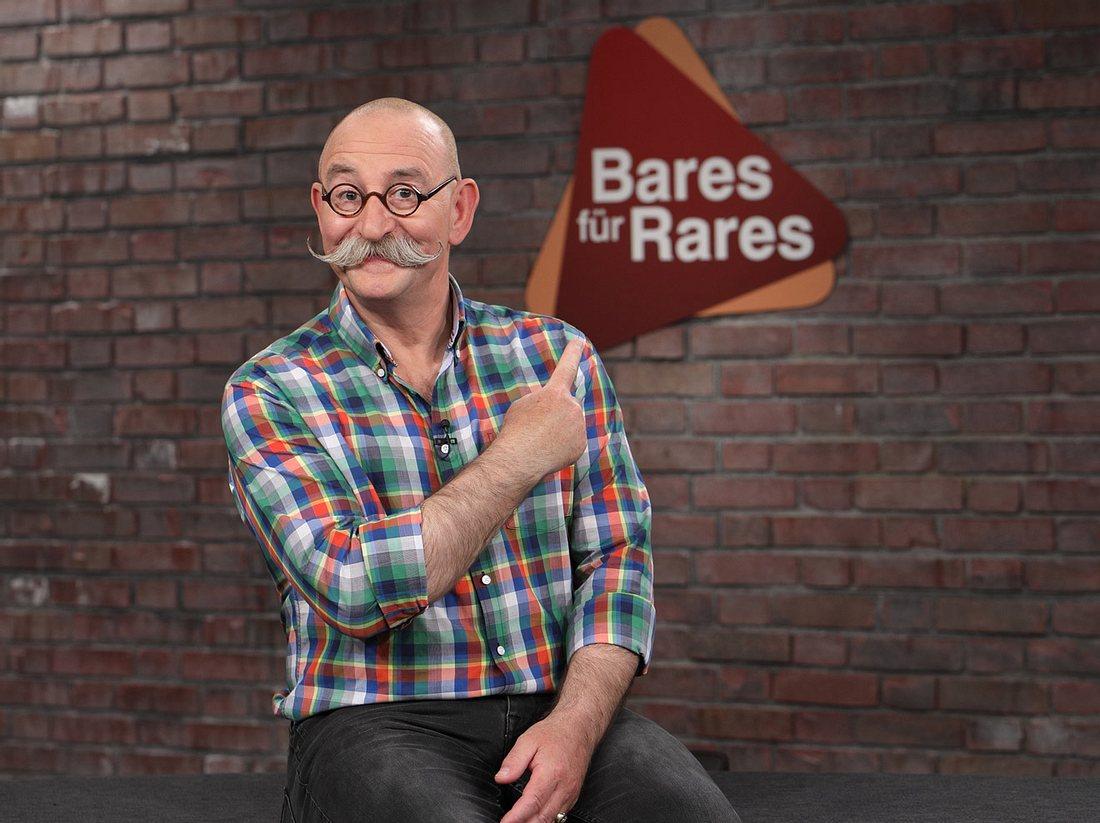Bares für Rares: 16.000-Euro-Uhr gibt Rätsel auf