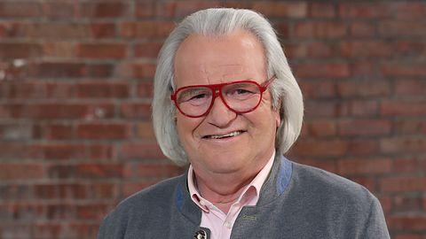 Bares für Rares-Experte Albert Maier . - Foto: ZDF /  Frank W. Hempel.
