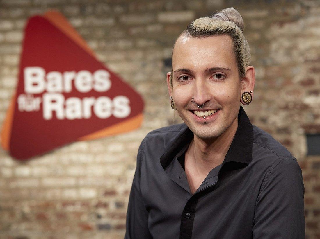 Bares für Rares: Auf Fabian Kahls Schloss spuken Geister