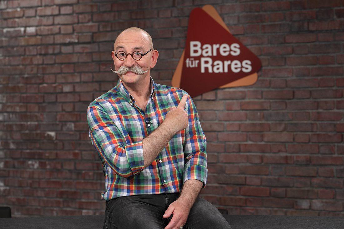 Horst Lichter moderiert Bares für Rares