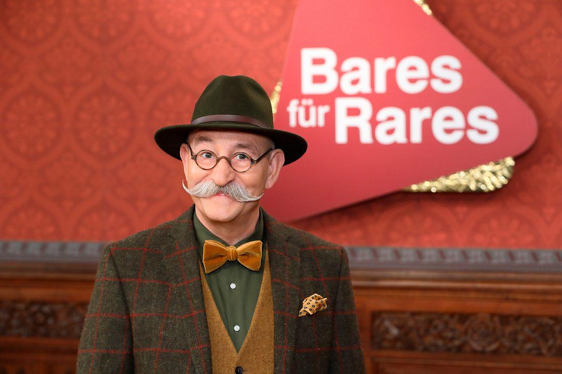 Bares für Rares-Moderator Horst Lichter