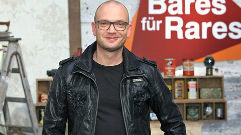 Sven Deutschmanek dreht wieder für Bares für Rares. - Foto: ZDF / Frank Hempel