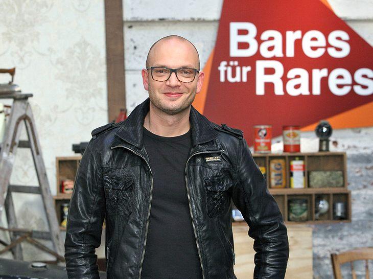 Sven Deutschmanek dreht wieder für Bares für Rares.